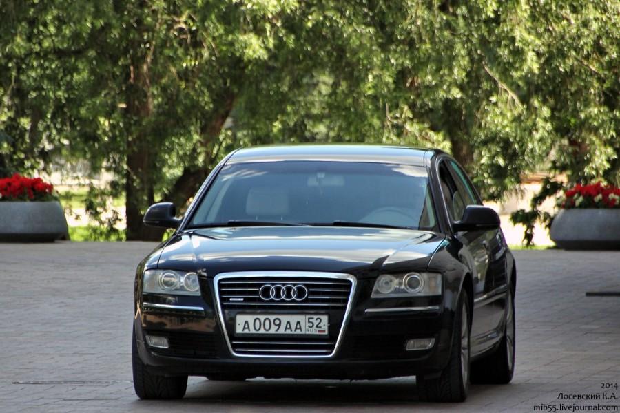 Audi A8 НН