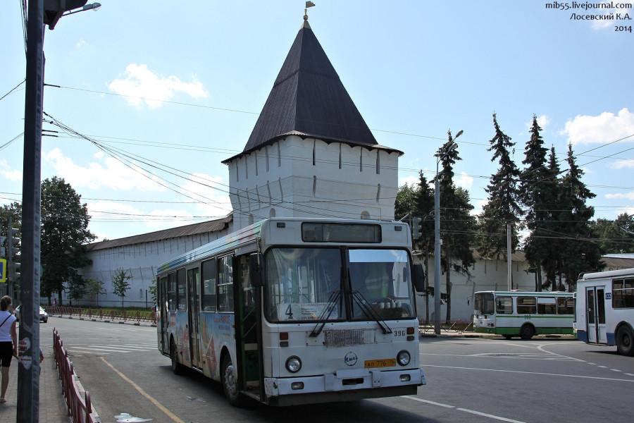 ЛиАЗ-5256 Ярославль