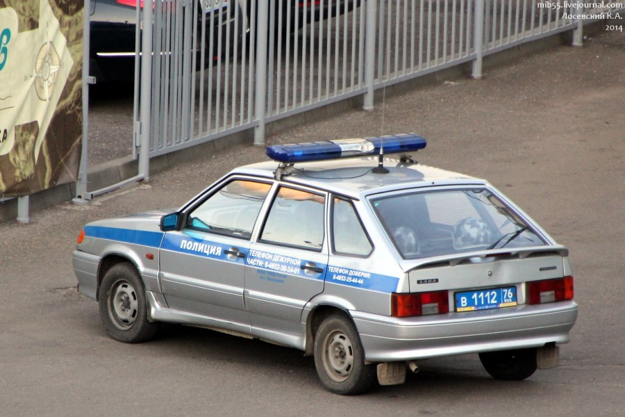 ВАЗ-2114 ППС Ярославль