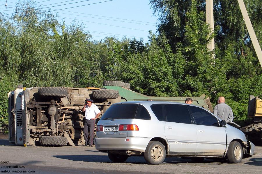 ГАЗ-66 vs Toyota