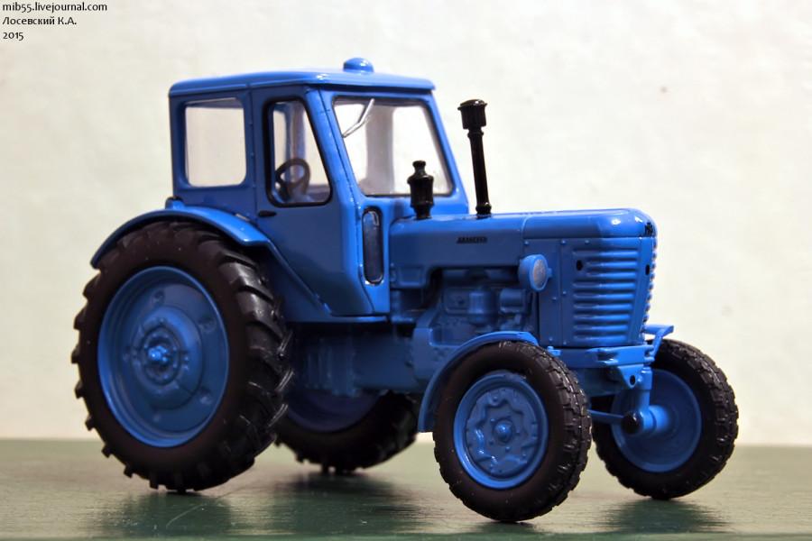 МТЗ_50 модель 1