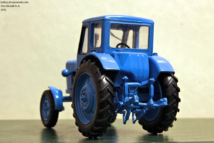 МТЗ_50 модель 2