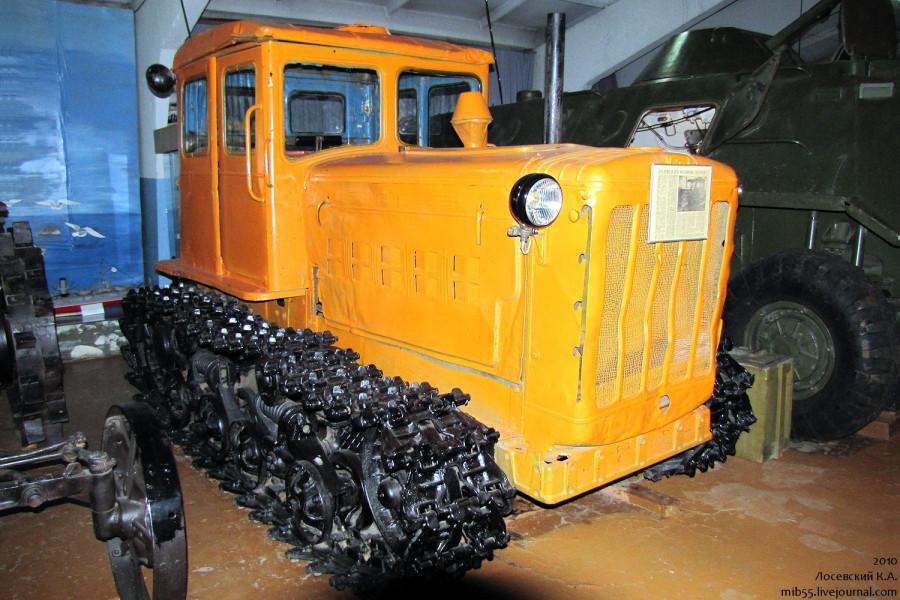 ДТ-54 прототип 1