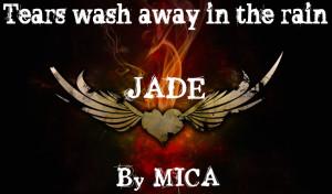 Jade A a Hart & Wings