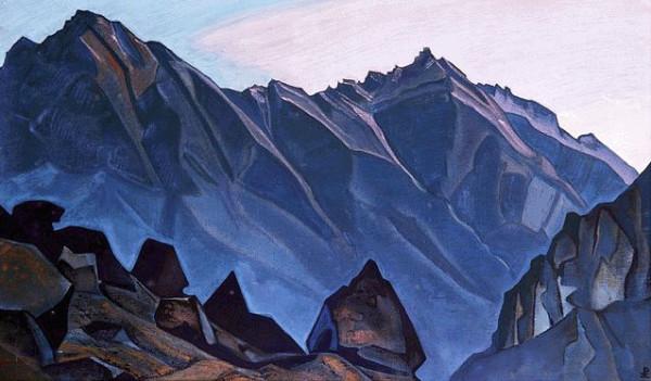 Н.Рерих - гора Колокола
