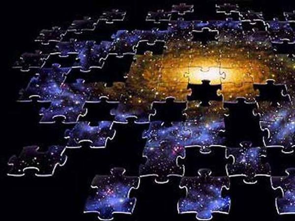 пазлы Вселенной