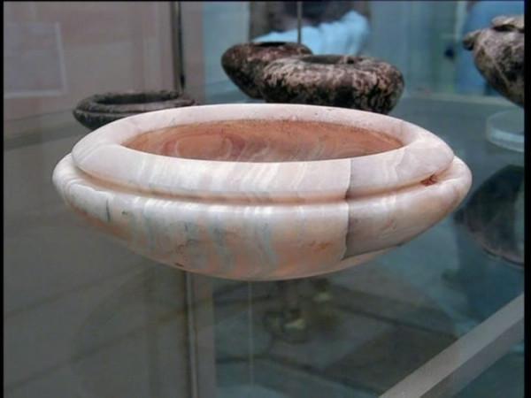 Каменные чаши Саккара
