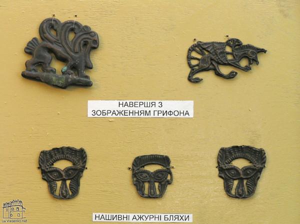 Трипольские украшения