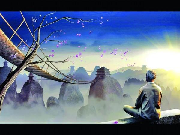 Тайны психологии.Секреты измененных состояний сознания-медитация