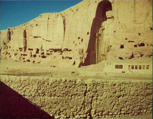 Бамианские статуи3