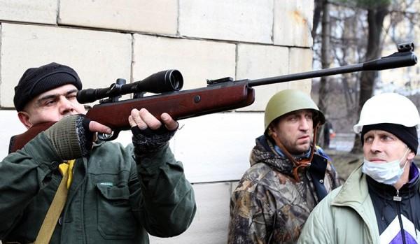 Снайперы Майдана-1