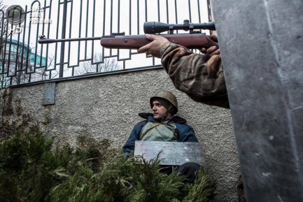 Снайперы майдана-2