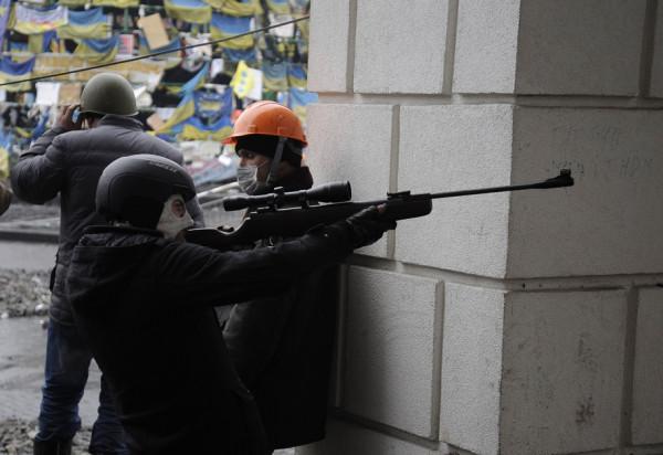 Снайперы майдана-6