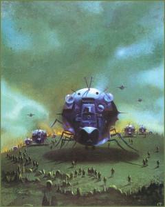 Корабли пришельцев