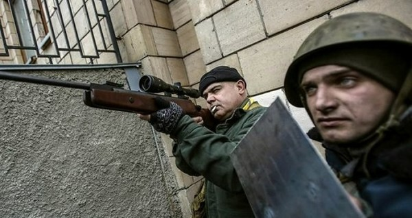 Снайперы майдана-9
