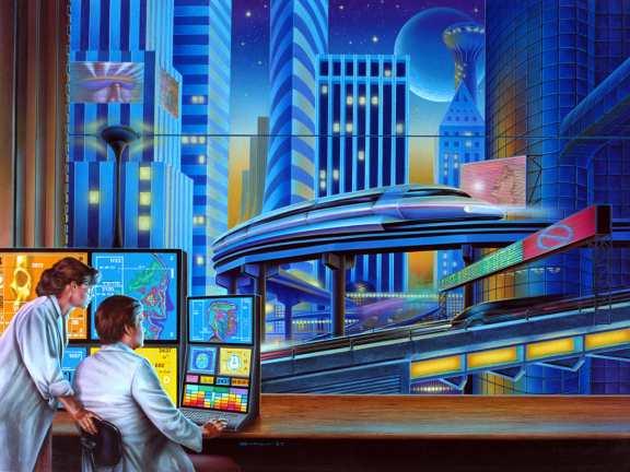 Глобальная компьютеризация
