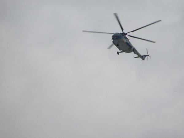 Место падения МИГ-29 004