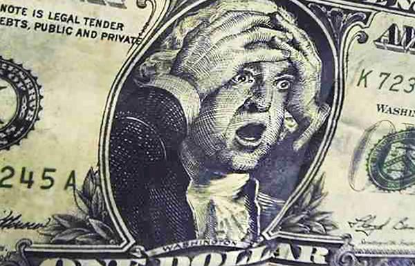 Обреченный доллар