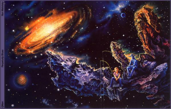 Космические рыбаки