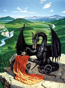 Воин и дракон