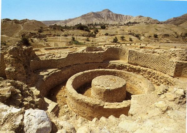 Иерихон или, все же, Ярихо? Кто строил первые города на Ближнем Востоке? 375835_600