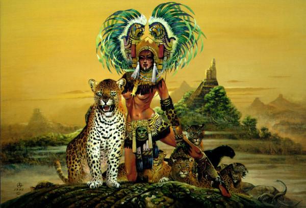 Магия ягуара