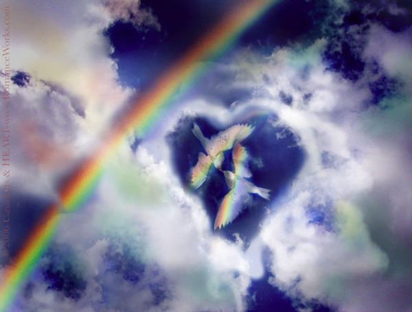 Радуга любви
