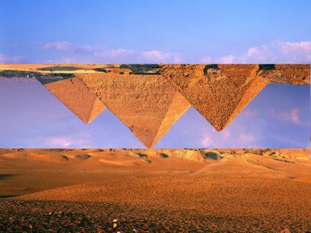 Перевернутые пирамиды