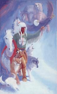 Жезл шамана