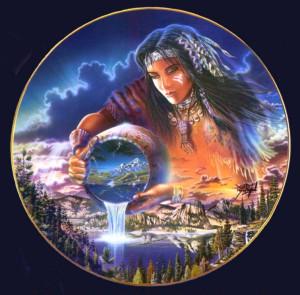 индейская магия