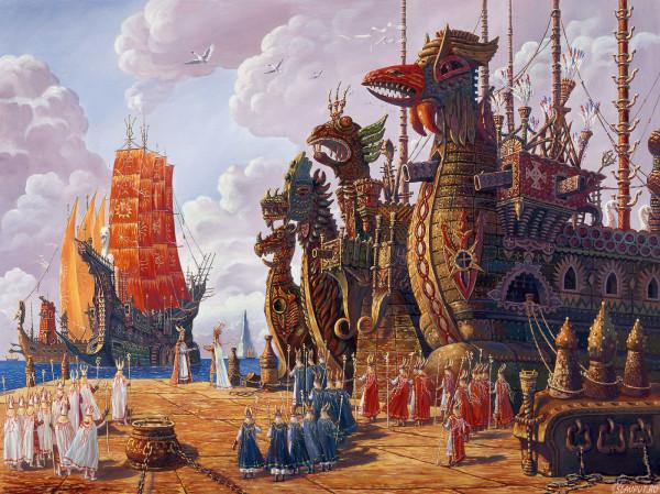 Война Атлантиды с Гипербореей все еще продолжается? Блог Михаэля 668722_600