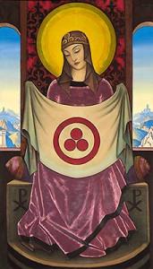 Н.рерих - Знамя мира