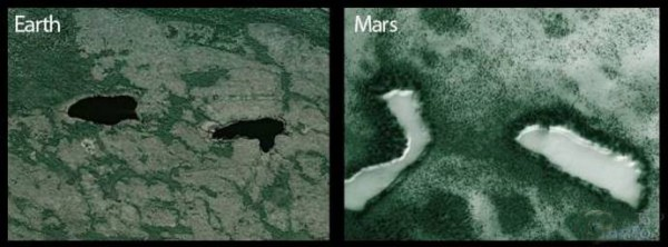 Есть ли жизнь на Марсе? Блог Михаэля 813426_600