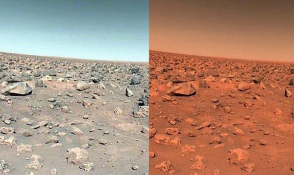 Есть ли жизнь на Марсе? Блог Михаэля 813816_600