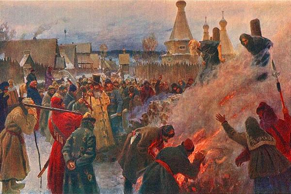 В.Симоненков о мифах современного христианства.