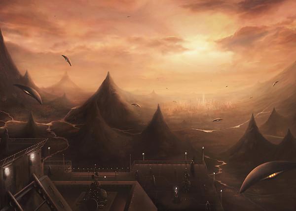 марсианская цивилизация
