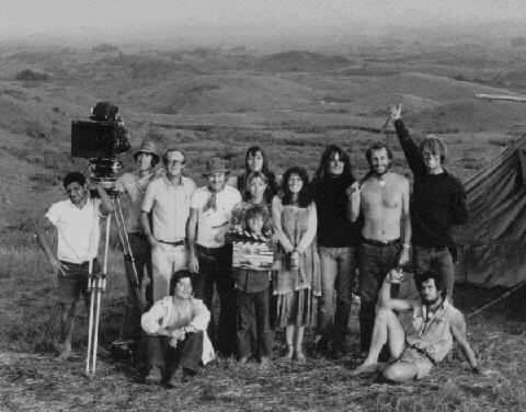Valley Obscured by Clouds cast and crew