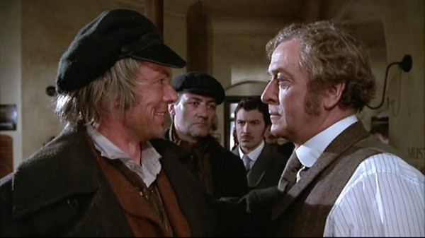 "Caine and Gothard in ""Jack the Ripper"")"