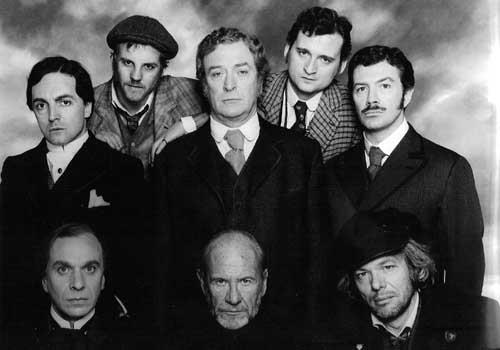 Jack the Ripper cast
