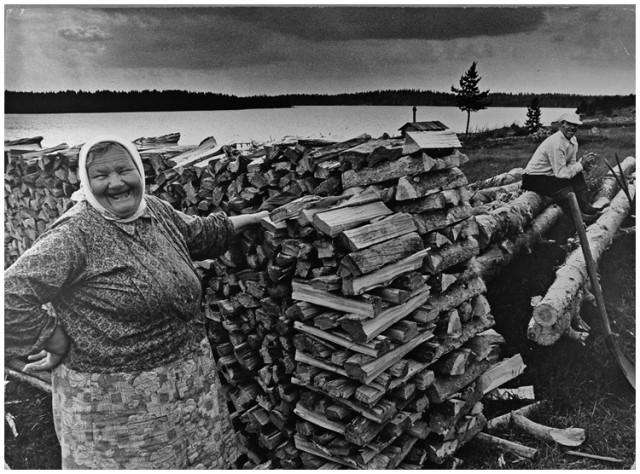 Елена Глазачева. Оптимисты (авторская ручная печать)