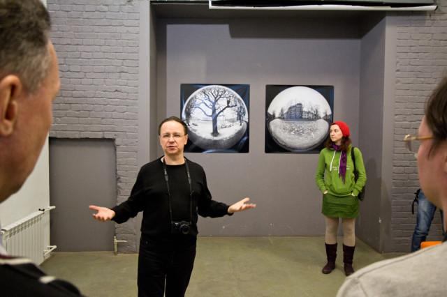 Выступает Андрей Безукладников