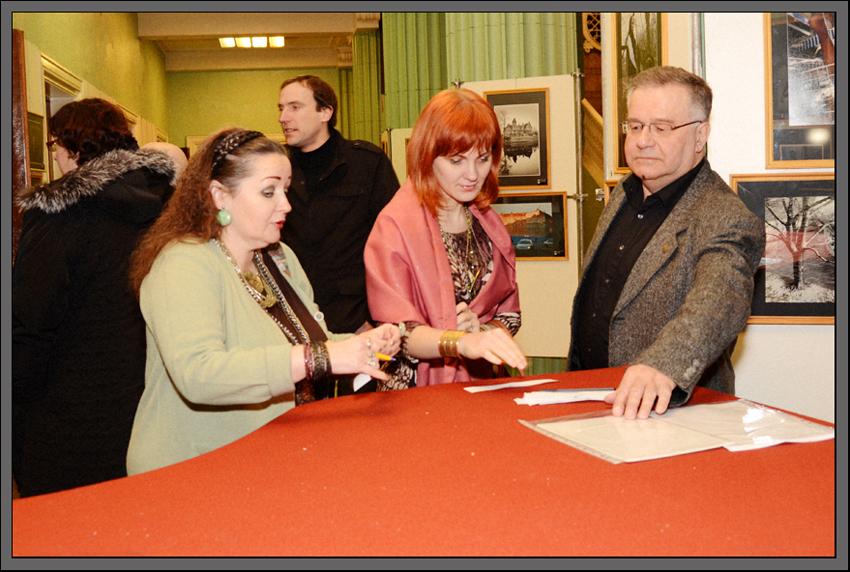 Культурный центр VEF. 22 февраля 2012 года.