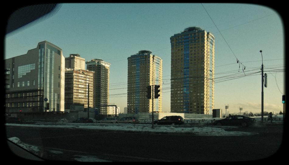 Строгино. Москва, 16 декабря 2012 года