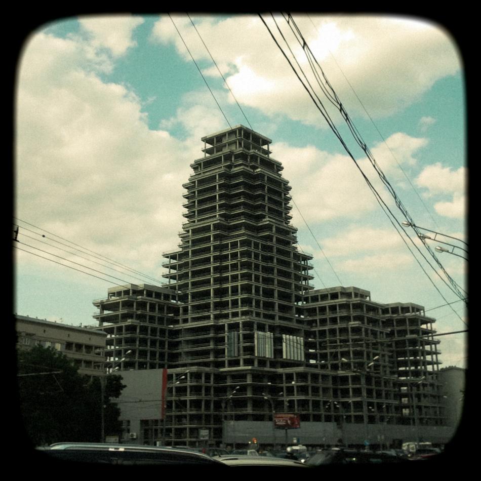 Долгострой. Москва, 22 июня 2012 года