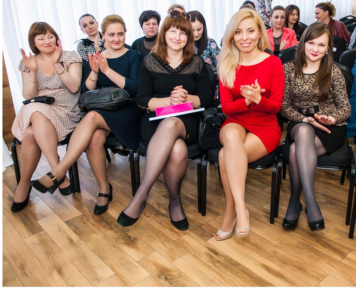 Группа зрелые женщины