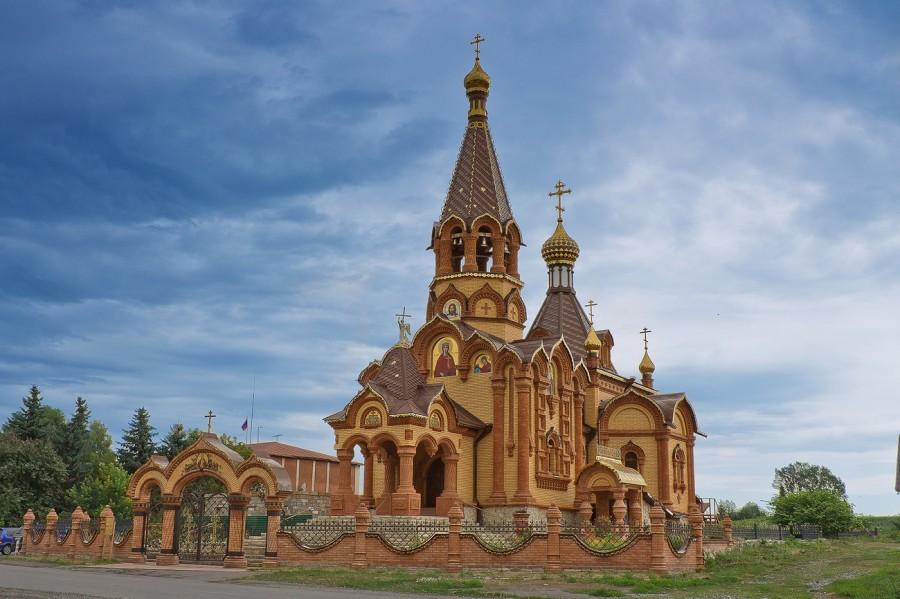 храмы алтайского края в фотографиях