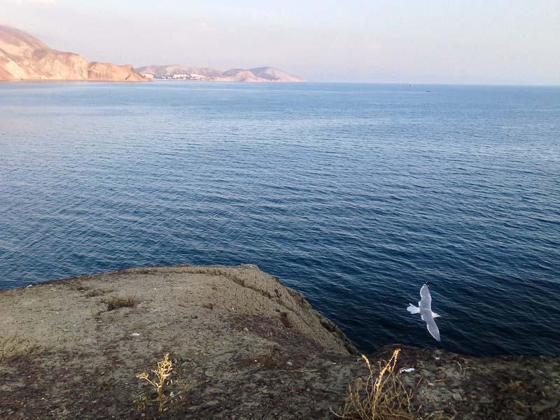 Крым: лето прошло, тепло осталось
