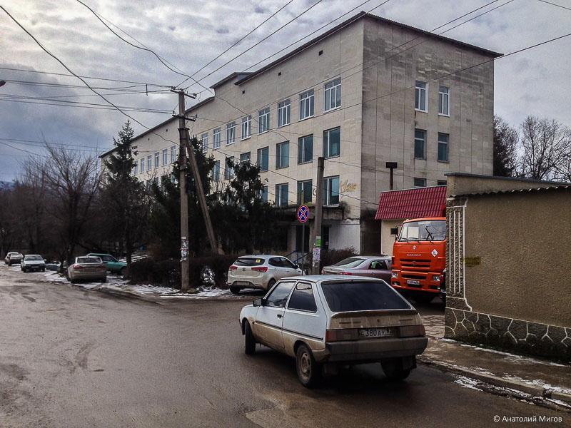 Про крымскую медицину