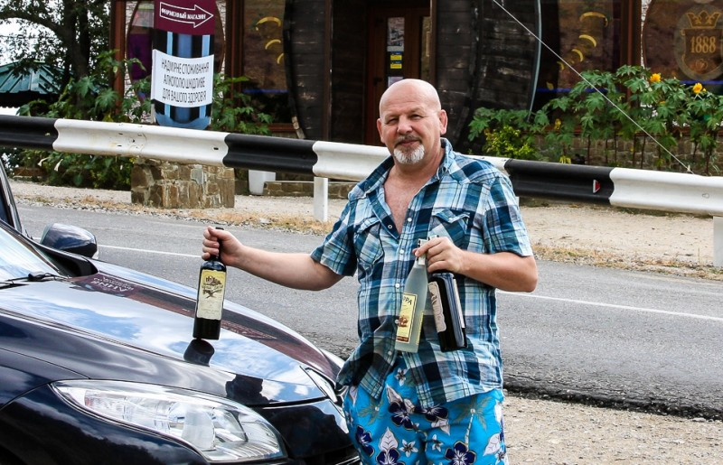 Неожиданно: лучшее красное вино делают в Крыму