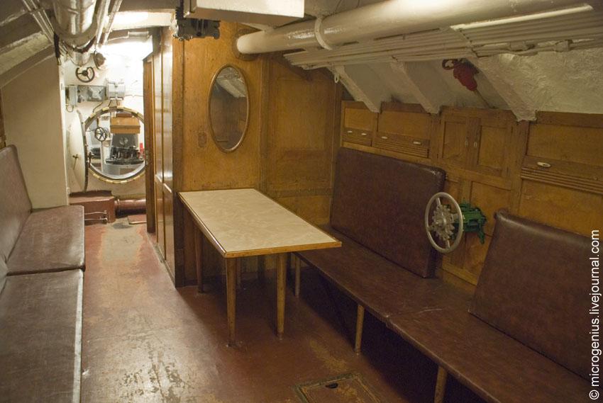 каюты подводных лодок фото